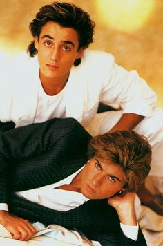 George Michael Young, George Michael Music, Michael Love, 20th Century Music, Artist Film, Andrew Ridgeley, Band Pictures, Music Albums, Record Producer