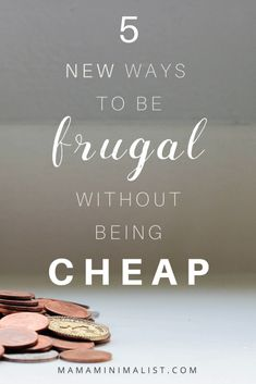 Although public opinion tends to shun frugality, thriftiness is about using resources wisely and reducing waste as a consequence. Inside: 5 things to learn to do yourself that save money and increase self-sufficiency.