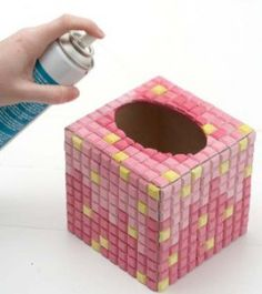 lots of things you could do with your own tiles, your own colors...