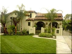If we lived in California or the Southwest, this would be a great home. Not too showy, but still nice.