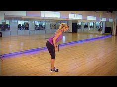 Jennifer Aniston Arms workout