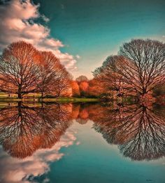 Gorgeous reflection - 13 Must See Destinations in the World