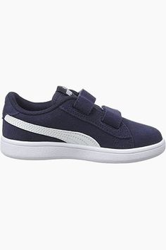 Puma unisex-kinder smash v2 sd v inf zapatillas... Au peacoat white... U schuhe & handtaschen Unisex, Vans Old Skool, Puma, Sd, Sneakers, Shoes, Amazon, Fashion, Trainer Shoes