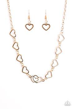 Dear Heart - Gold