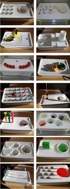 Shoe Box Tasks.  A brilliant concept especially foe early learners with autism.  We're designing some of our own (with our limited resources) to transition some of the kids and help them 'learn how to learn'.