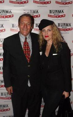 Ward Morehouse III and Joyce Brooks