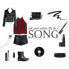 A fashion look from January 2015 featuring black jacket, black velvet shorts ve black zip boots. Browse and shop related looks.