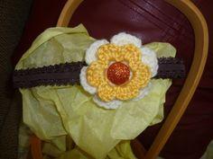 Handmade Triple Crochet Headband by TrueColorsBoutique on Etsy, $7.00