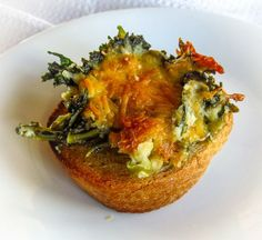 OnTheMove-In the Galley: Kale Gratin