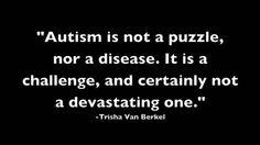 Love studying Autism