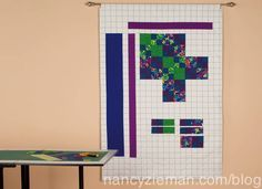 perfect design wall for quilting-takes little space and can be ... : quilting wall - Adamdwight.com