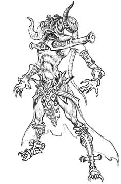 Morlu Caster from Diablo III