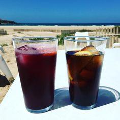 Yippie, #Wochenende! #findesemana! #weekend! #ilovecadizfornia #cadiz #tarifa #tintodeverano #playa #strand #chringuito #strandbar #andalusien #andalucia #reise #travel #viaje #cadizfornia