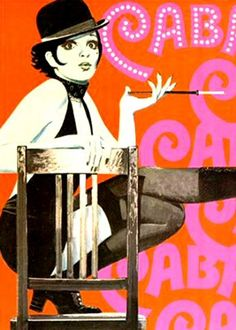 Cabaret! Seen it years ago but like to see it again and show it to my husband.