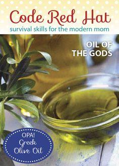 Greek Olive Oil - Wh