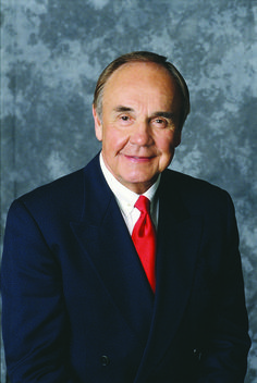 Longtime American Sportscaster Dick Enberg Earns the Academy's 2013 Ronald Reagan Media Award
