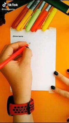 Unique Drawings, Art Drawings Beautiful, Art Drawings For Kids, Art Drawings Sketches Simple, Pencil Art Drawings, Easy Drawings, Summer Drawings, Music Drawings, Art Ideas For Teens