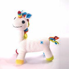 Crochet Friend-Unicorn