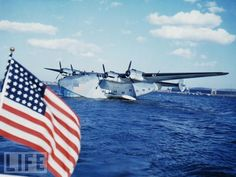 the Pan Am Anzac Clipper. The Boeing 314 seaplane was made specifically for Pan Am.
