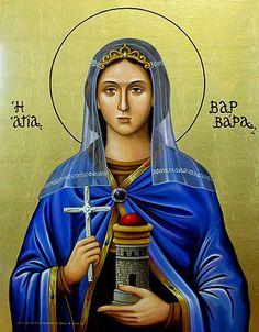 Το Μακεδονικό: Η Αγία Βαρβάρα και το έθιμο της Βαρβάρας στη Θράκη...
