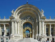 Photo de Petit Palais, Paris 8e arrondissement, PA00088878