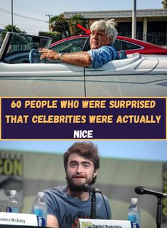 Meeting a celebrity you care about can be quite a daunting experience. Not only is it a little intimidating, but you might also worry about being disappointed. What if they aren't as nice as they always seemed on TV or in the movies? What if they're mean or rude to you?