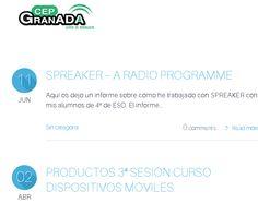 Creación #mlearning con Android:. http://cepgranada.org/tabletasdigitales/