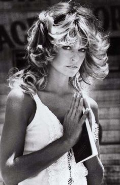 Farrah Fawcett Hair - Bing Images