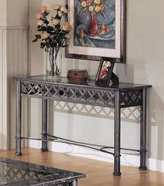 Elisa Sofa Table $254