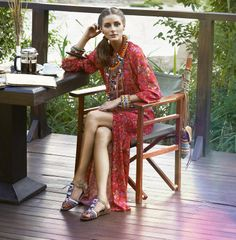 THE OLIVIA PALERMO LOOKBOOK: Olivia Palermo For The Maasai Project