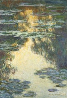 "Monet ""Nenufares"""