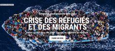 Un appel aux dons de Google pour les réfugiés et migrants