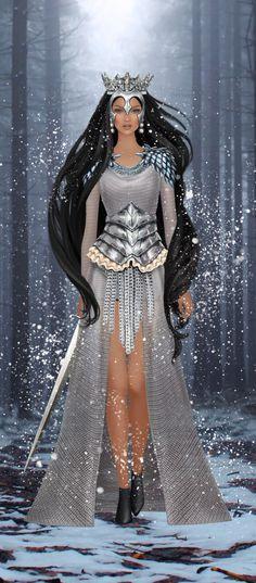 Covet Fashion, Disney Art, Anime Girls, Fashion Dolls, Warriors, Pirates, Designer Dresses, Queens, Barbie