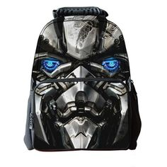 3D The transformers Orthopedic Children School Bags For Boys New 2015 Kids Backpack The Avengers First Schoolbag