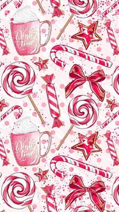 69 New Ideas For Merry Christmas Wallpaper Iphone Xmas Christmas Phone Wallpaper, Holiday Wallpaper, Trendy Wallpaper, New Wallpaper, Pattern Wallpaper, Cute Wallpapers, Wallpaper Backgrounds, Backgrounds Iphone Christmas, Christmas Lockscreen