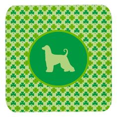 the-store.com - Afghan Hound Lucky Shamrock Foam Coaster SDK1002-C-FC, $2.49 (http://the-store.com/products/afghan-hound-lucky-shamrock-foam-coaster-sdk1002-c-fc.html)