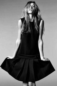 "senyahearts: ""Gisele Bündchen for i-D Magazine, Pre Fall 2011 Photographed by: Emma Summerton """