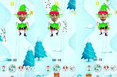 #Snapchat introduce un nuovo gioco: L'Aiutante di #BabboNatale!   Insieme alle nuove #Lenti per le vacanze di #Natale, Snapchat ha rilasciato anche un altra nuova caratteristica che consente di riprodurre un #gioco con il proprio viso.   Leggi tutto qui 🎅🎅🎅