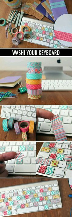 Girls and their stuff organizing hair things plastic drawers the best diy projects diy ideas and tutorials sewing paper craft diy diy crafts ideas brighten up your keyboard with wasabi tape read more solutioingenieria Images