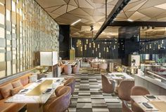 Play restaurant by Gregory Gatserelia, Dubai – UAE » Retail Design Blog