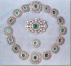 Esmeraldas de la Corona Sueca