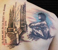 Tattoo Artist - Jacob Pedersen