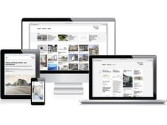 Hemmi Fayet Architekten Redesign Website Web Design, Website, Design Web, Website Designs, Site Design