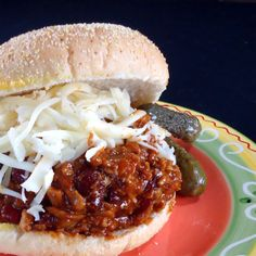 One Perfect Bite: Leftover Turkey? Try Sweet Chili Sloppy Joes Toms