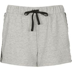 TOPSHOP Aztec Side Stripe Shorts ($28) ❤ liked on Polyvore
