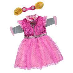 George Chicas Oficial Paw Patrol Skye Fancy Dress Costume | Ropa, calzado y accesorios, Disfraces, teatro, representación, Disfraces | eBay!