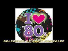 EXITOS DECADA 80s  INSTRUMENTAL Selección de Cecil González