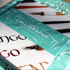 We've just added a calligraphy book to the store! Fine Paper, Paper Gifts, Calligraphy, Lettering, Writing, Store, Book, Larger, Drawing Letters