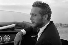 ICON: PAUL NEWMAN. Beautiful and timeless.