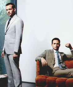 Suits! Love love this show.